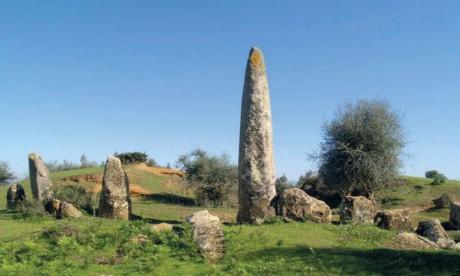 Le cromlech de M'zora, monument énigmatique aux mystères toujours enfouis