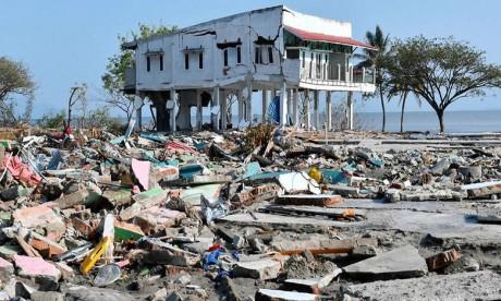 Indonésie: Un séisme de magnitude 5,3 secoue Aceh, pas d'alerte au tsunami