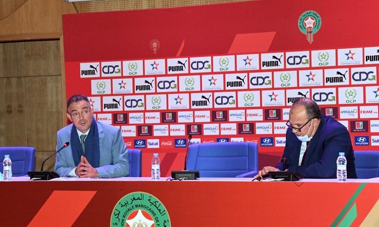 Fouzi Lekjaa appelle les clubs à faire de la formation un outil de développement de football