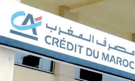 Crédit du Maroc booste la trésorerie des entreprises