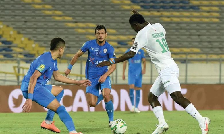 Le Raja de Casablanca affronte le Zamalek, ce soir à 20 h au Stade international du Caire, pour la demi-finale retour.