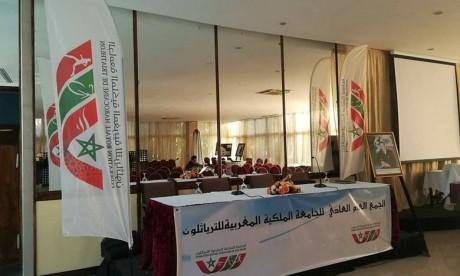 Le président de la  FRMTRI annonce sa candidature au poste de vice-président de la FIT