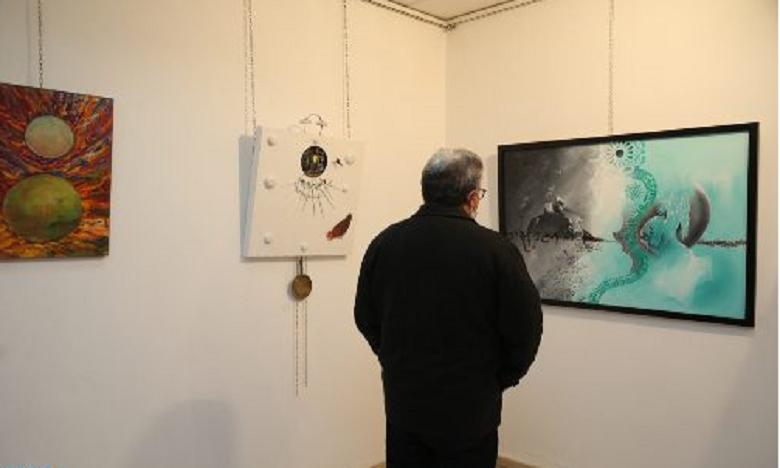 Fès abrite la 8e édition du Salon du Maroc des arts plastiques