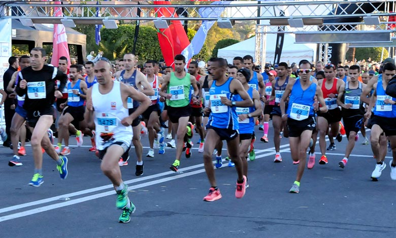 Le Marathon international de Marrakech reporté au 19 septembre 2021