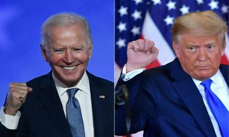Biden proche de la victoire, le camp Trump conteste