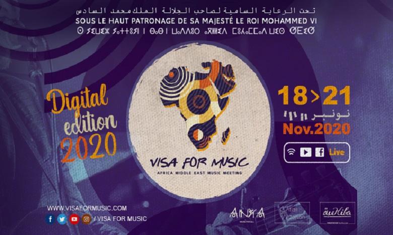 Visa for Music : 17 groupes marocains participent à l'édition 2020