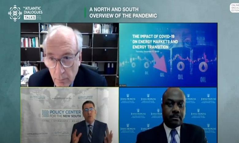 Conférence internationale Atlantic Dialogues : C'est parti pour les AD Talks 2020