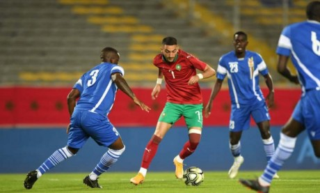 Le Maroc dompte la Centrafrique à Casablanca et part conforter son leadership au Cameroun