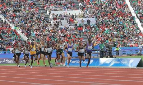 Athlétisme : Le meeting international Mohammed VI en ouverture de la saison, Gateshead disparait du circuit