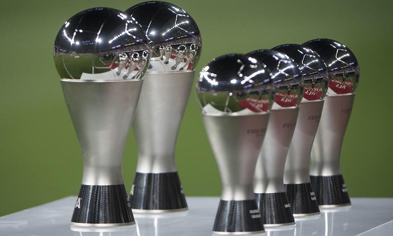 Foot: Lewandowski, Neymar ou encore Mbappé en lice pour le prix Fifa The Best