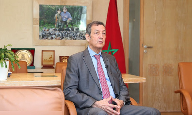 La session s'est tenue à distance sous la présidence du Haut-commissaire aux Eaux et Forêts et à la lutte contre la Désertification, président de cette organisation, Abdeladim Lhafi.