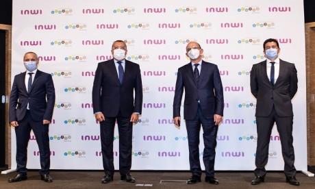 inwi prend en charge la gestion du réseau télécoms à l'Eco-Cité Zenata