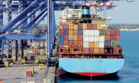Les recettes d'exportation des aliments  ont augmenté de 4,6% au premier semestre