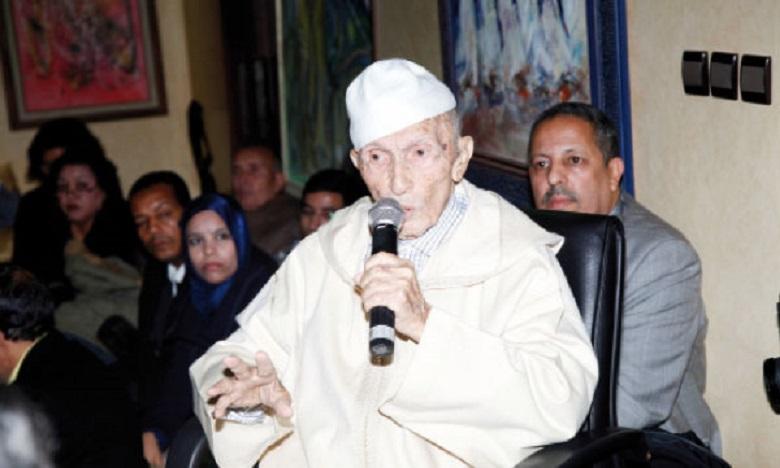 Le leader politique Mahjoubi Aherdan n'est plus