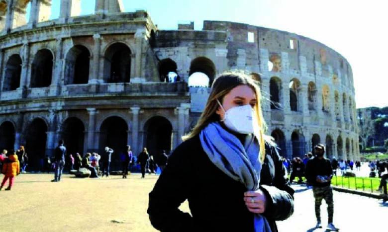 L'Italie a été le premier pays européen a être durement frappé par la Covid-19. Ph. AFP