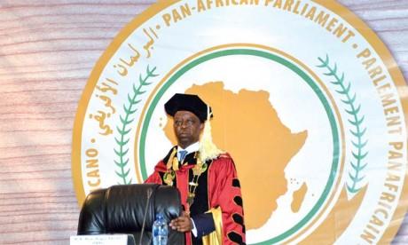 Le président du Parlement panafricain alerte sur les fausses manoeuvres de l'Algérien Jamal Bouras