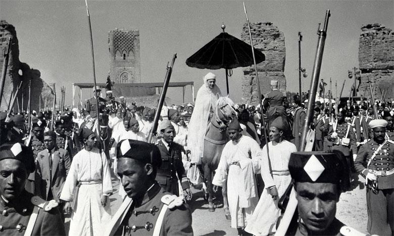 Une épopée nationale et une illustration éclatante  de la communion entre le Roi et son peuple
