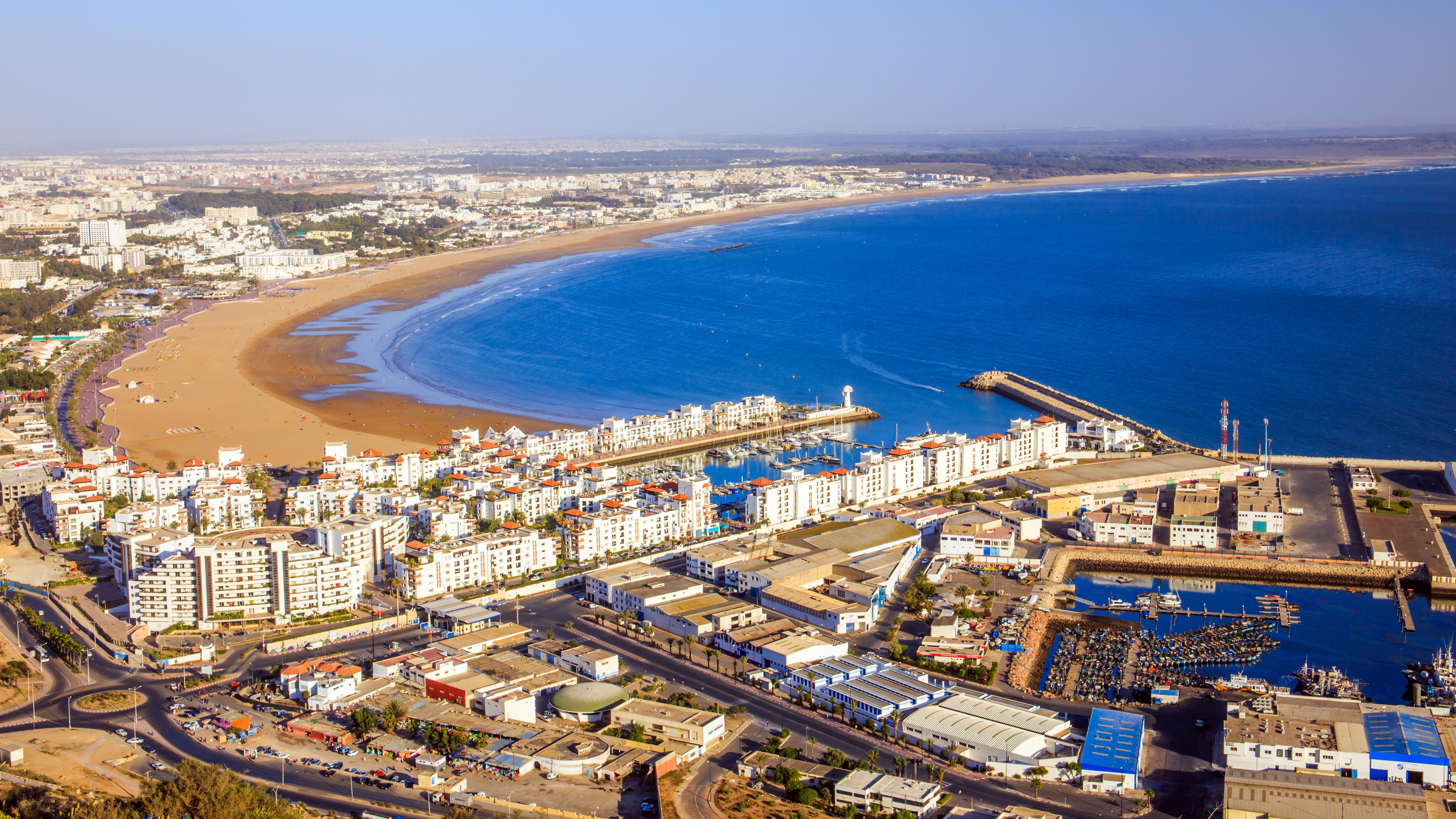 Agadir : les autorités durcissent les mesures de prévention anti-Covid