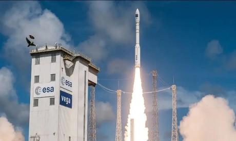 La perte de la fusée Vega due à un problème de fabrication du lanceur