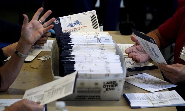 Le Michigan a certifié ses résultats, confirmant davantage la victoire déjà obtenue par Joe Biden. Ph :  AFP