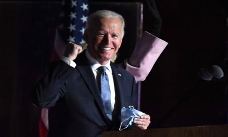 Joe Biden, 47 ans de vie publique, 46e président des Etats-Unis