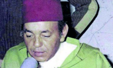 La Marche Verte témoigne de l'ingéniosité de Feu S.M. Hassan II