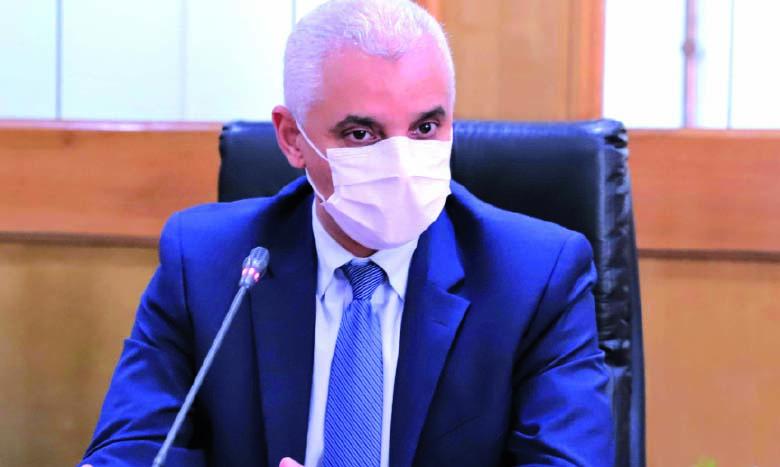 Khalid Aït Taleb : Les essais cliniques confirment la sécurité et l'efficacité du vaccin choisi par le Royaume