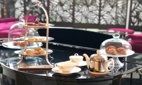 """Le Sofitel Casablanca Tour Blanche s'associe à Wright Tea pour offrir un goûter façon """"Tea Time"""""""