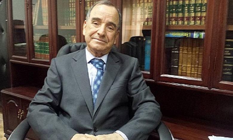 Le Marocain Benaissa Mekkaoui, nouveau SG de l'Union des avocats arabes