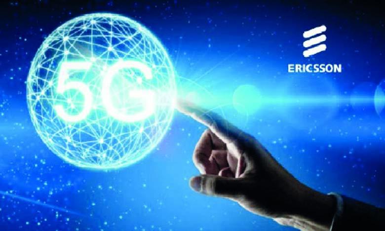 Le marché 5G grand public pourrait atteindre 31 trillions de dollars d'ici 2030, estime Ericsson