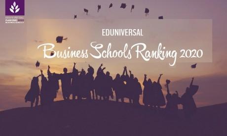Eduniversal Ranking 2020: ESCA en tête des meilleures écoles de commerce au Maroc
