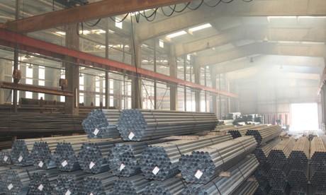 Tubes/tuyaux en acier ou en fer: la mesure de sauvegarde définitive en vigueur