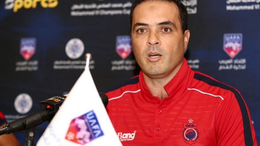 Mohamed El Guisser nouvel entraîneur du KACM