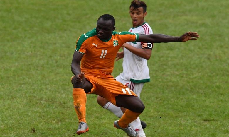 Foot: L'Ivoirien Thierry martial Kassi intègre les rangs de l'OCS