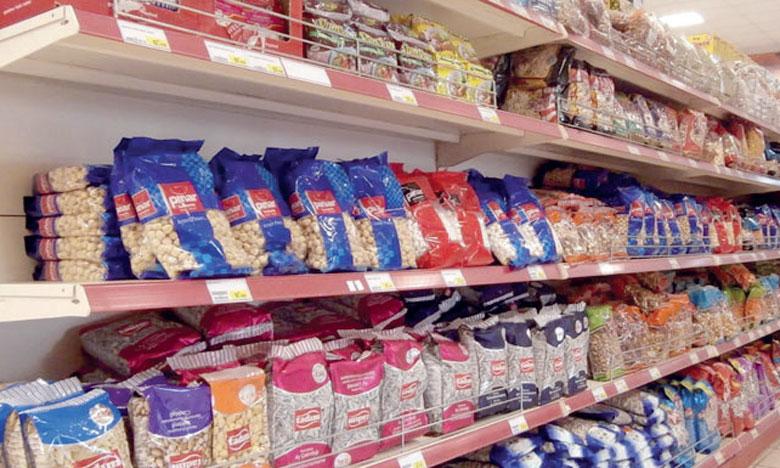 Les produits alimentaires ont de nouveau tiré l'IPC à fin octobre.