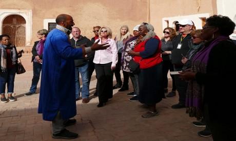 CNSS: C'est parti pour l'indemnisation forfaitaire des guides touristiques non salariés !
