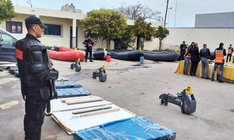 Migration illégale et traite des êtres humains  : Un trentenaire interpellé à Nador