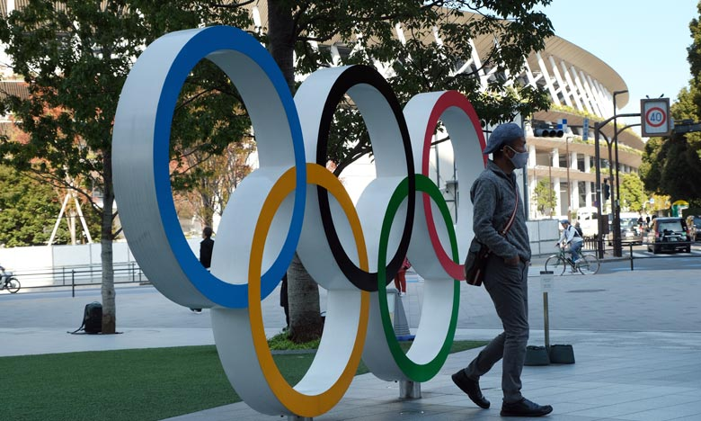 Covid-19 : Le report des JO de Tokyo pourrait coûter 1,6 milliard d'euros supplémentaires