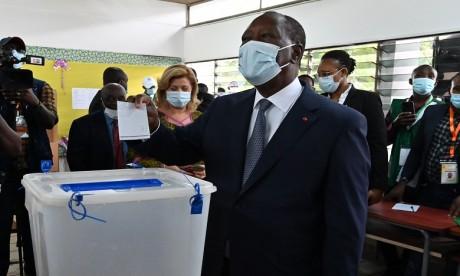 Côte d'Ivoire : Alassane Ouattara réélu pour un 3e mandat