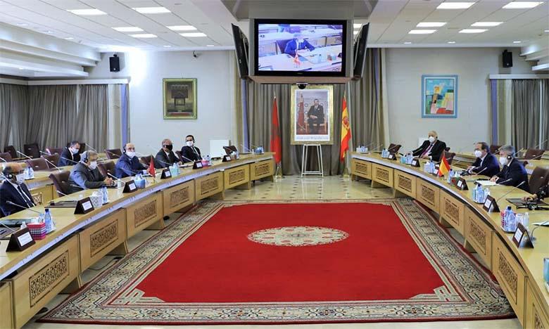 Le Maroc et l'Espagne déterminés à relancer leur coopération dans la lutte contre la migration clandestine et le crime organisé