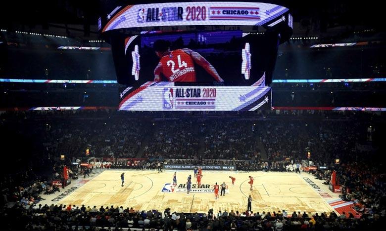 Coronavirus: la NBA soumet son protocole sanitaire pour la saison à venir