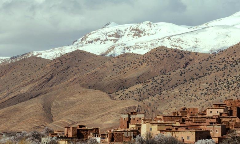 La DGM prévoit pour ce jeudi, un temps froid sur les reliefs de l'Atlas, leurs versants Est et les hauts plateaux orientaux. Ph : DR