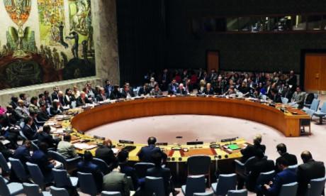 La pertinence de la position marocaine confortée de nouveau  par le Conseil de sécurité