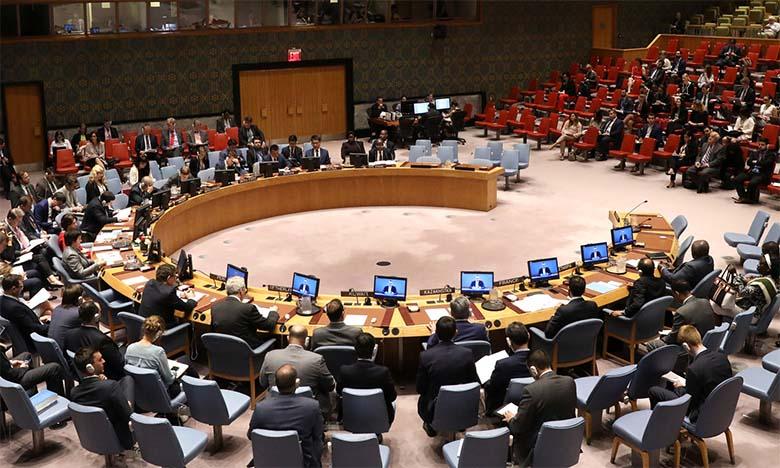 La résolution 2548 adoptée par le Conseil de sécurité se décline en un triple message de clarté, de fermeté et de constance
