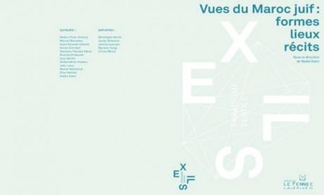 «Vues du Maroc juif : formes, lieux, récits» publié aux éditions le Fennec