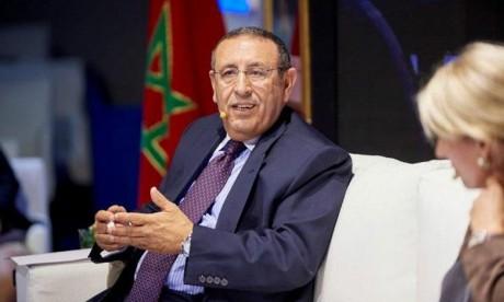 Youssef Amrani : L'Afrique doit s'appuyer sur ses propres capacités pour faire face aux défis actuels