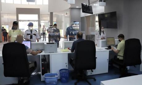 Narsa appelle les usagers à prendre de nouveaux rendez-vous à distance