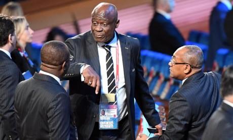 Présidence de la CAF: L'intérim du Congolais Constant Omari prolongé