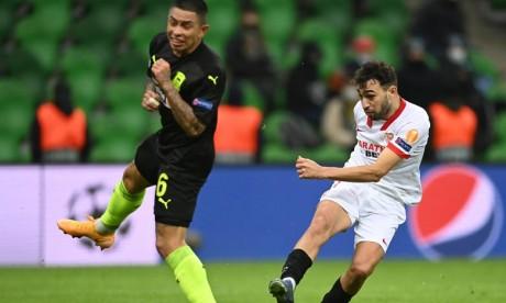 Munir El Haddadi offre la qualification à Séville