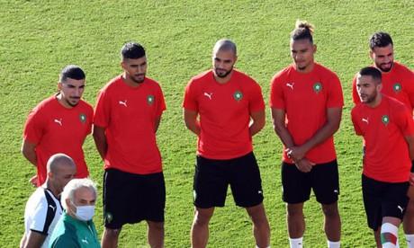 Taârabt, Fajr, Harit et El Yamiq de retour chez les Lions,  Rahimi et Aboukhlal signent leur première apparition